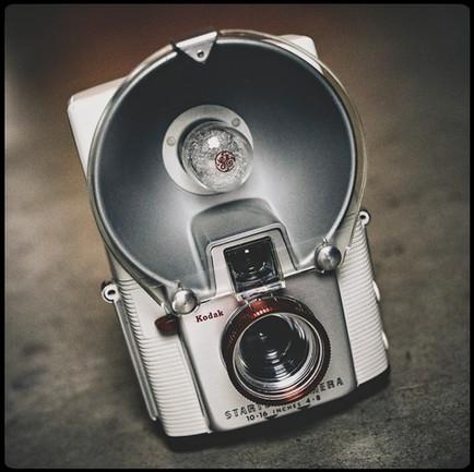 Old-school Kodak Camera