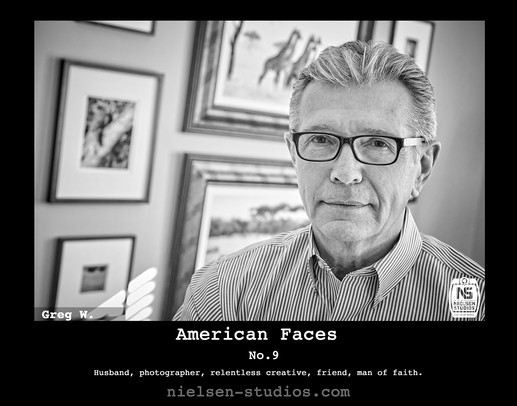 American Faces #9
