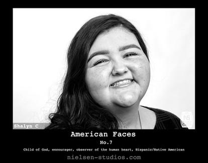 American Faces #7