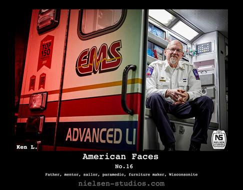 American Faces #16