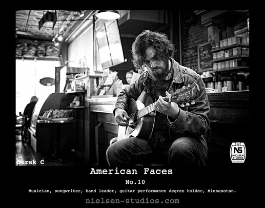 American Faces #10