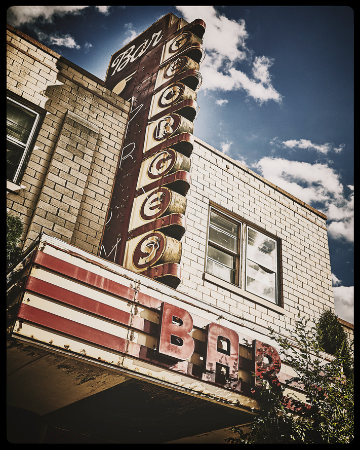 George's bar in New Ulm, Minnesota.