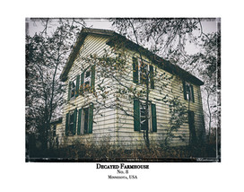Decayed Farmhouse - No. 8