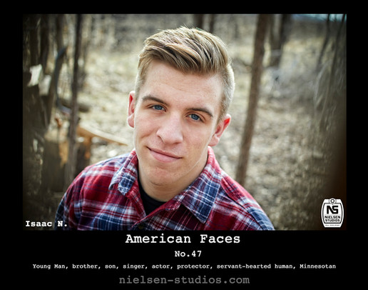 American Faces #47.