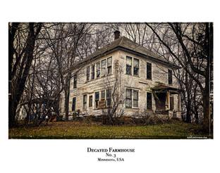 Decayed Farmhouse - No. 3