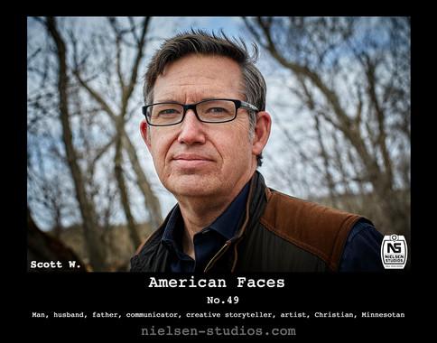 American Faces #49