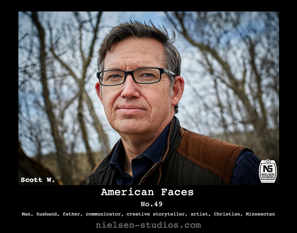 American Faces #49