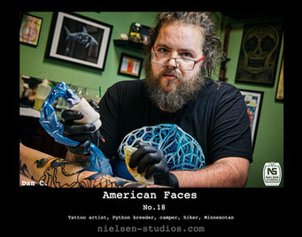 American Faces #18