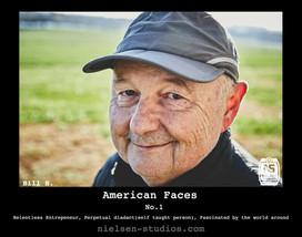 American Faces #1