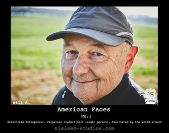 American Faces #1