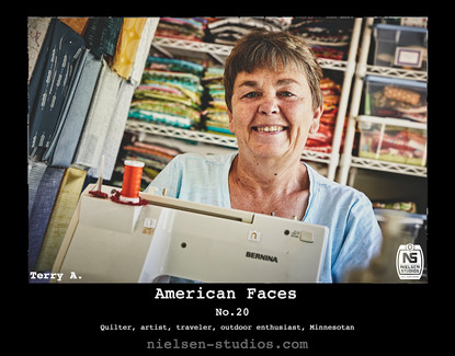 American Faces #20