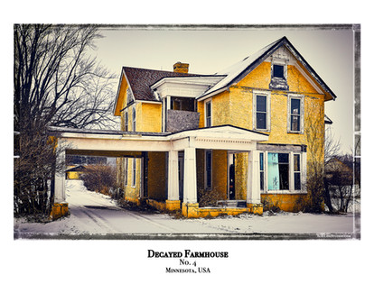 Decayed Farmhouse - No. 4