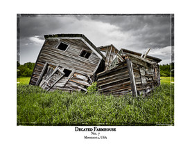 Decayed Farmhouse - No. 7
