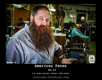 American Faces #13