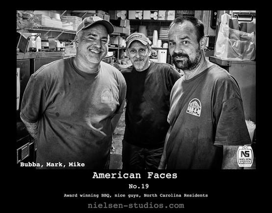 American Faces #19