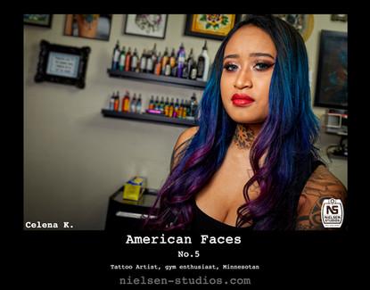 American Faces #5