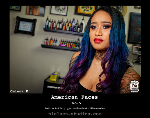 American Faces #5