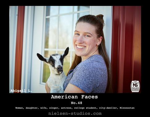 American Faces #48