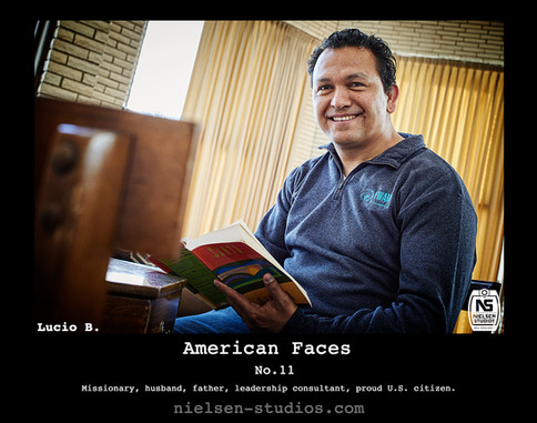 American Faces #11