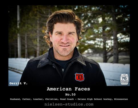 American Faces #50