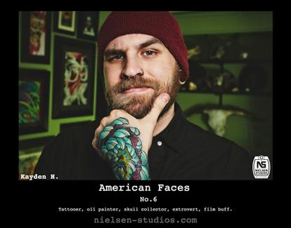 American Faces #6