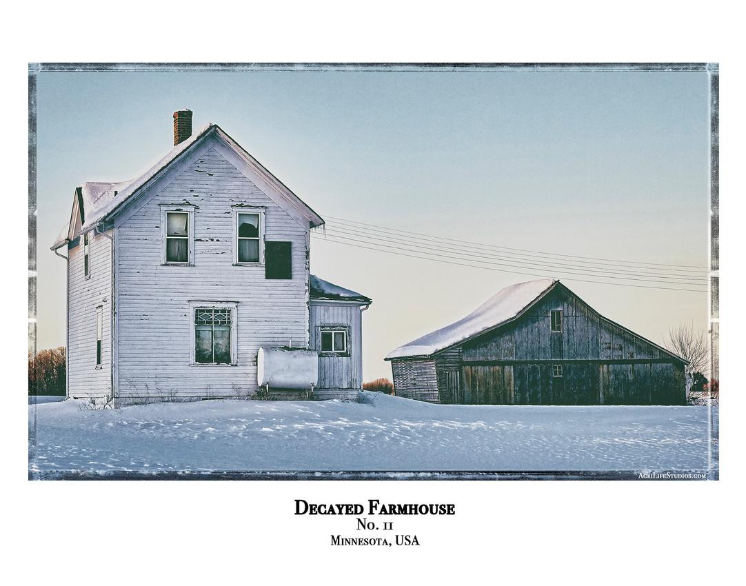 Decayed Farmhouse - No. 11