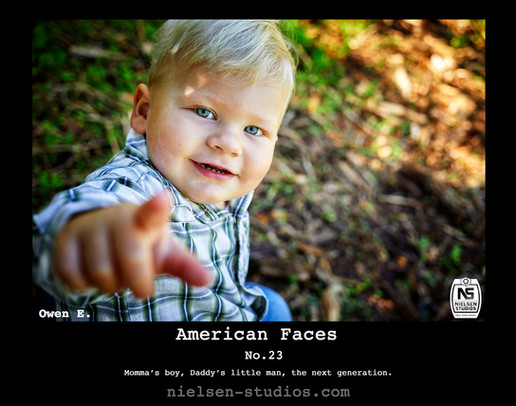 American Faces #23