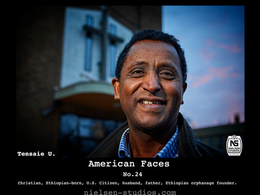 American Faces - #24