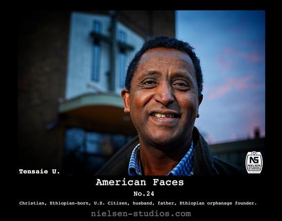 American Faces #24