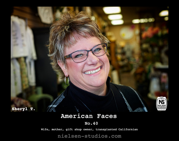 American Faces #40