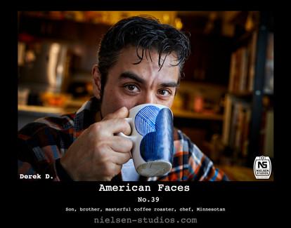 American Faces #39