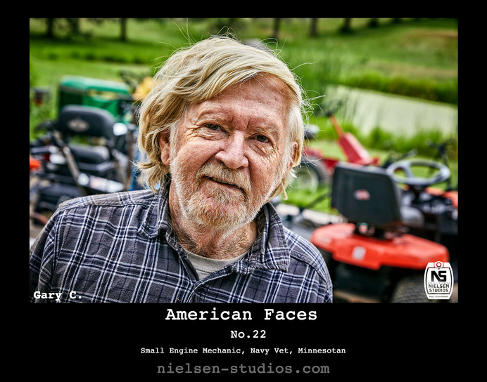 American Faces #22