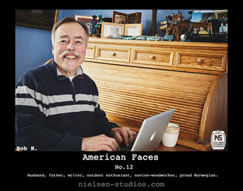 American Faces #12