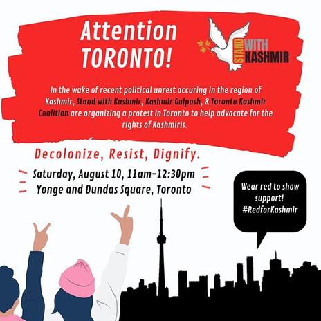 Toronto Event