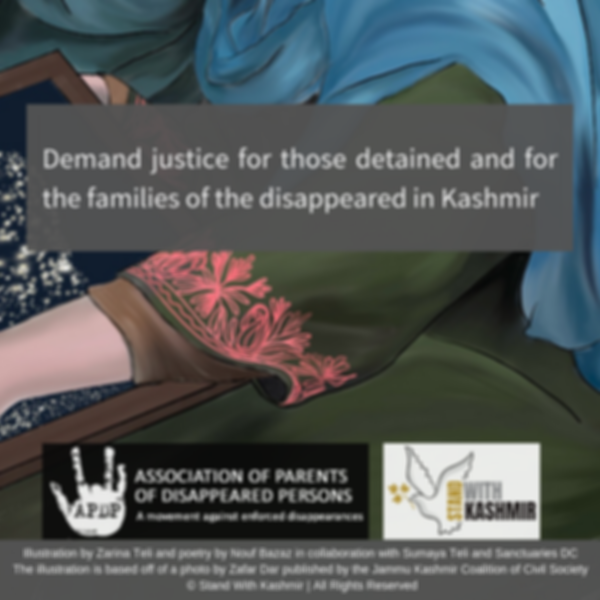 Justice for Kashmir