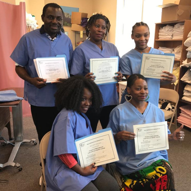 Sankofa For Peace Training