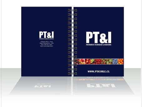 PTI cuadernos corporativos