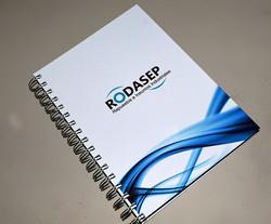 Cuaderno personalizado rodasep