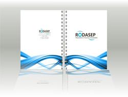 Boceto cuadernos Rodasep