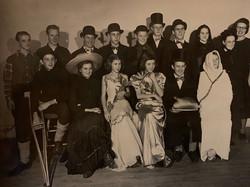 Beals Grammar School play cast;