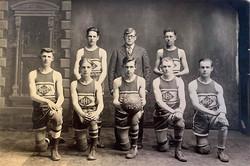 1926-1927 BHS Basketball Team