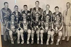 1956 Beals Basketball Team