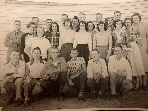 1949 - 1950 BHS Class