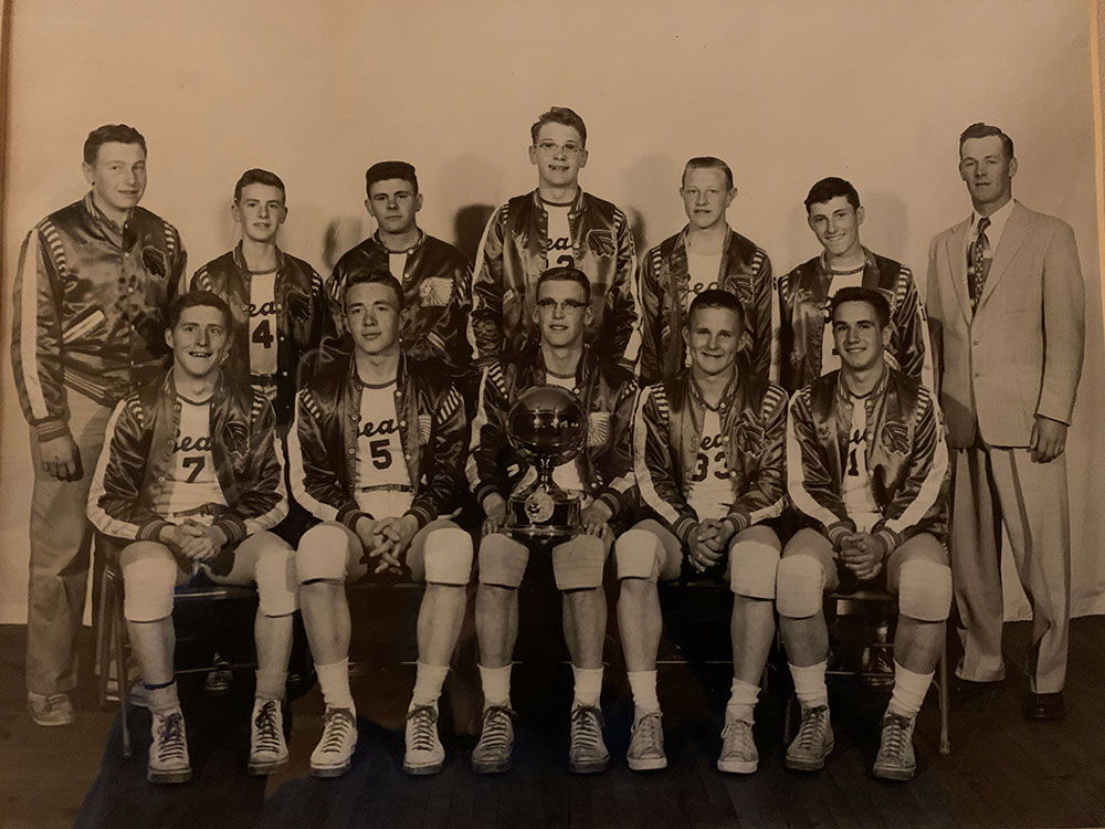 1951 Boys High School Basketball