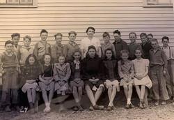 1945-1946 Beals School, Grades 4-6th