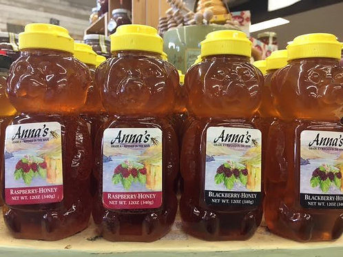 Anna's Honey Bears