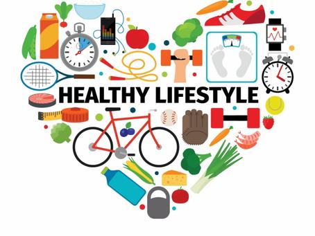 5 Tips to a Healthier You.