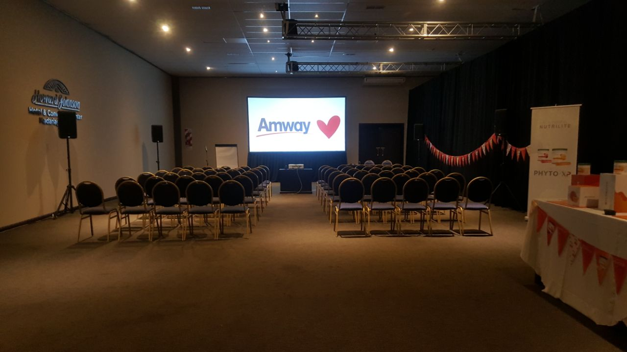 Evento Amway