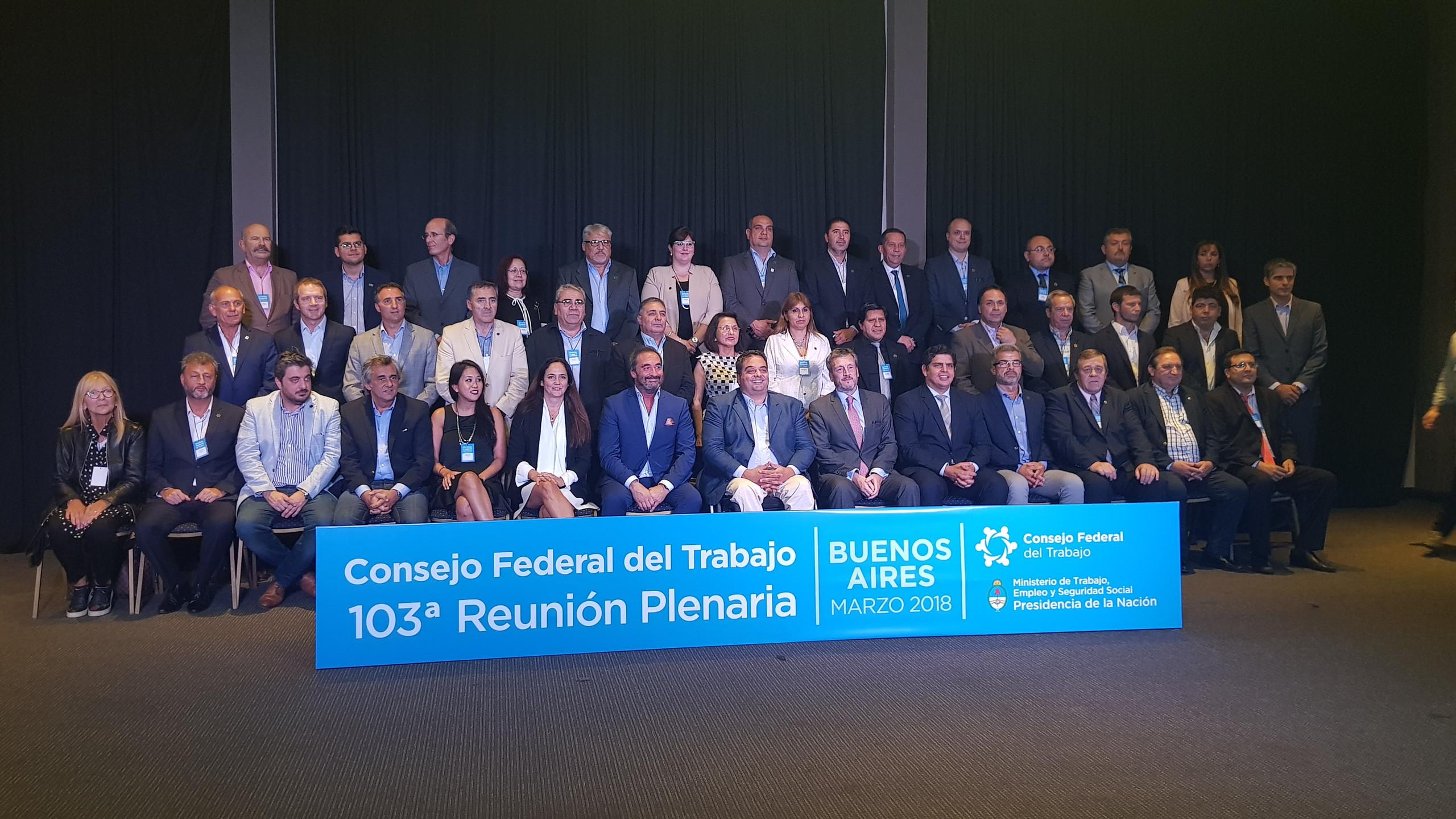 103 Reunion Plenaria