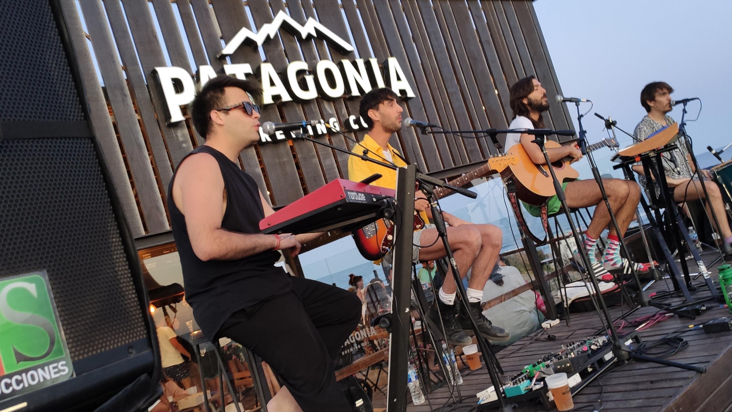 Show Indios - Cervecería Patagonia